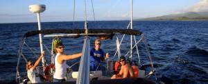 Avreise Galapagos