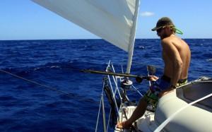 Martin speider etter flere tunfisk